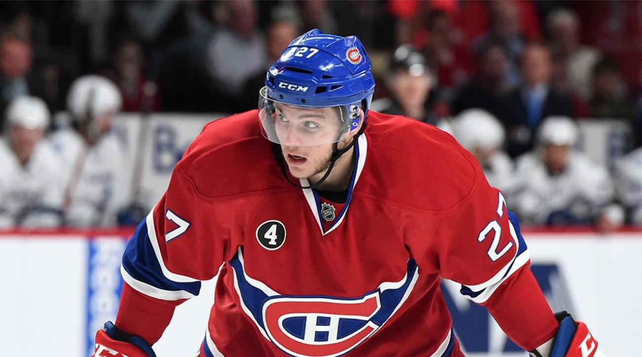 Report: Alex Galchenyuk's girlfriend arrested for domestic violence