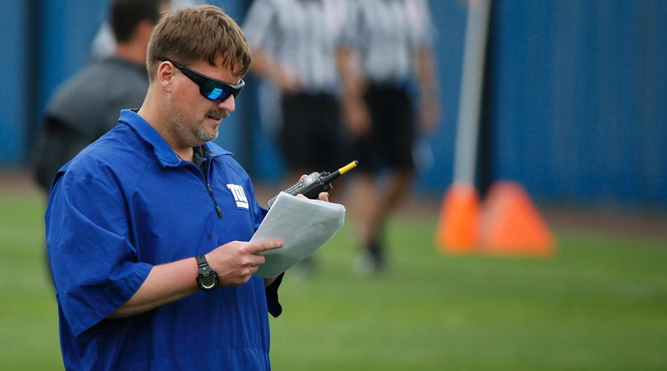 Report: Giants to hire Ben McAdoo as head coach