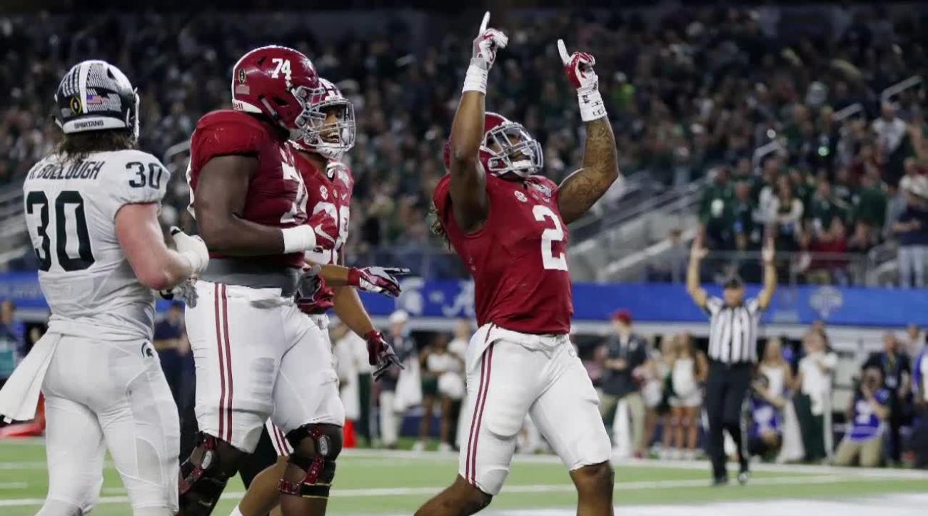 Heisman Trophy winner Derrick Henry will enter NFL draft IMAGE