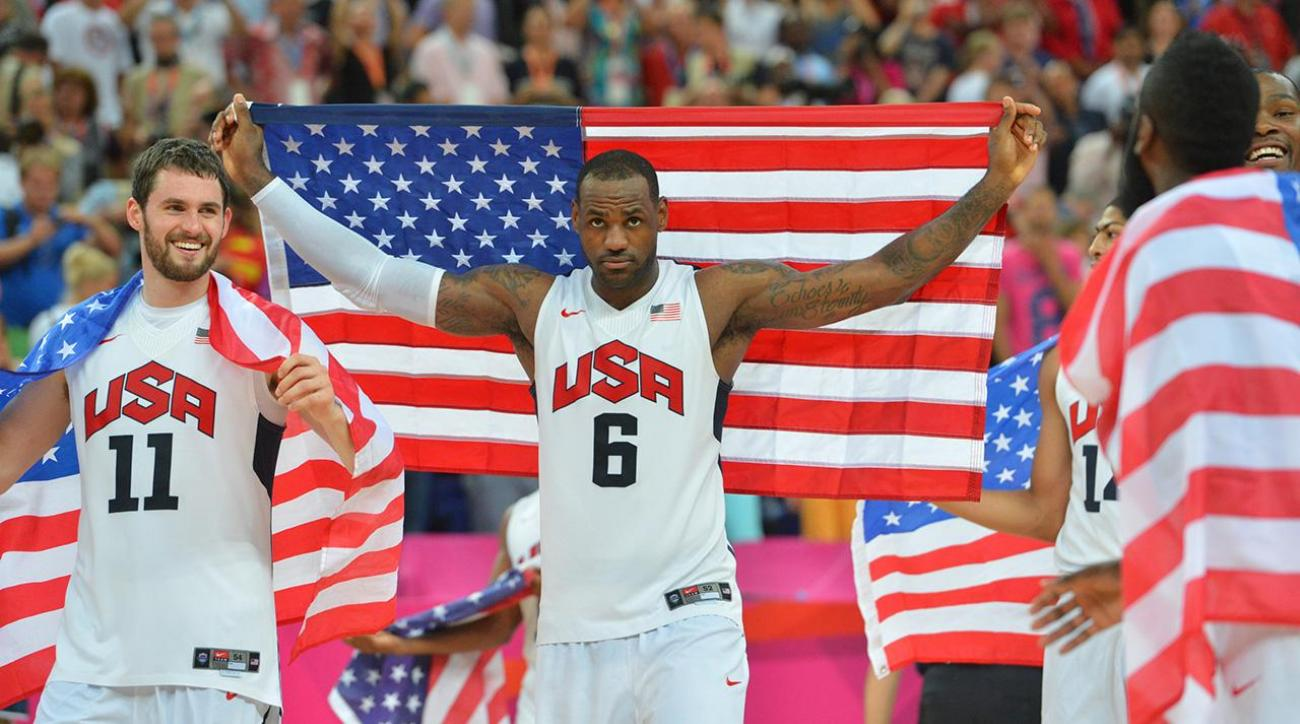 Finalists announced for USA men's basketball team