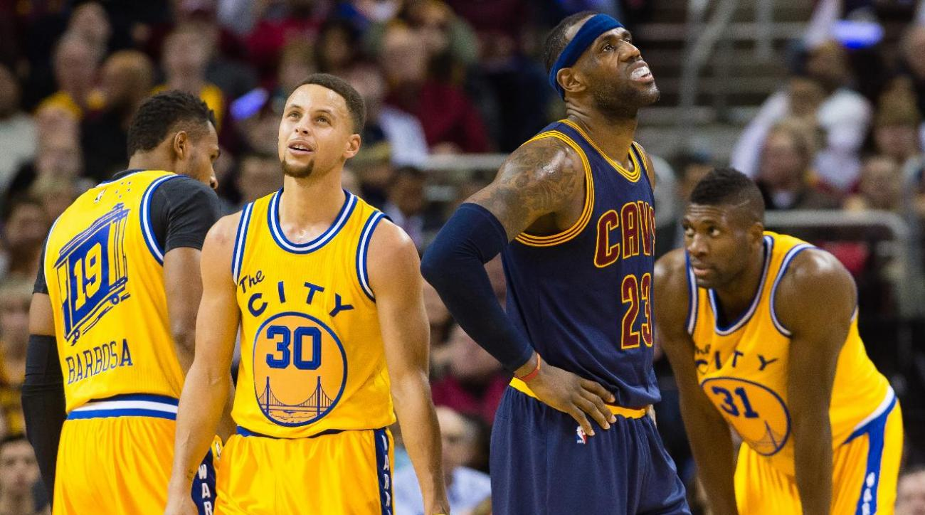 Warriors rout Cavaliers 132-98, worst home loss of Lebron James' career