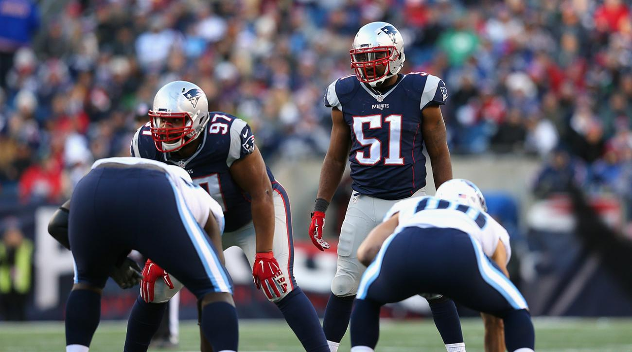 Pats place Jerod Mayo (shoulder) on IR IMAGE