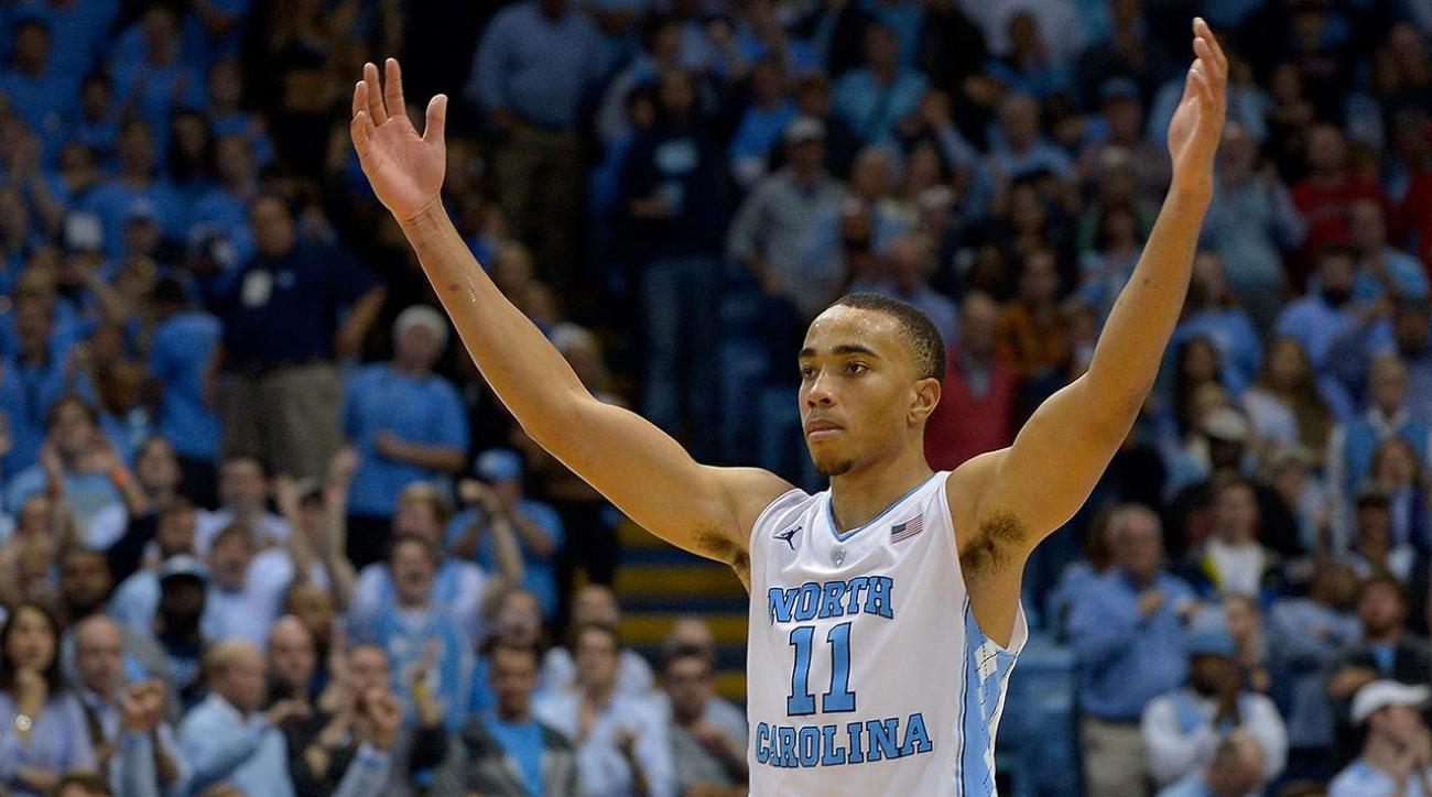 Wodden Watch: Brice Johnson IMG