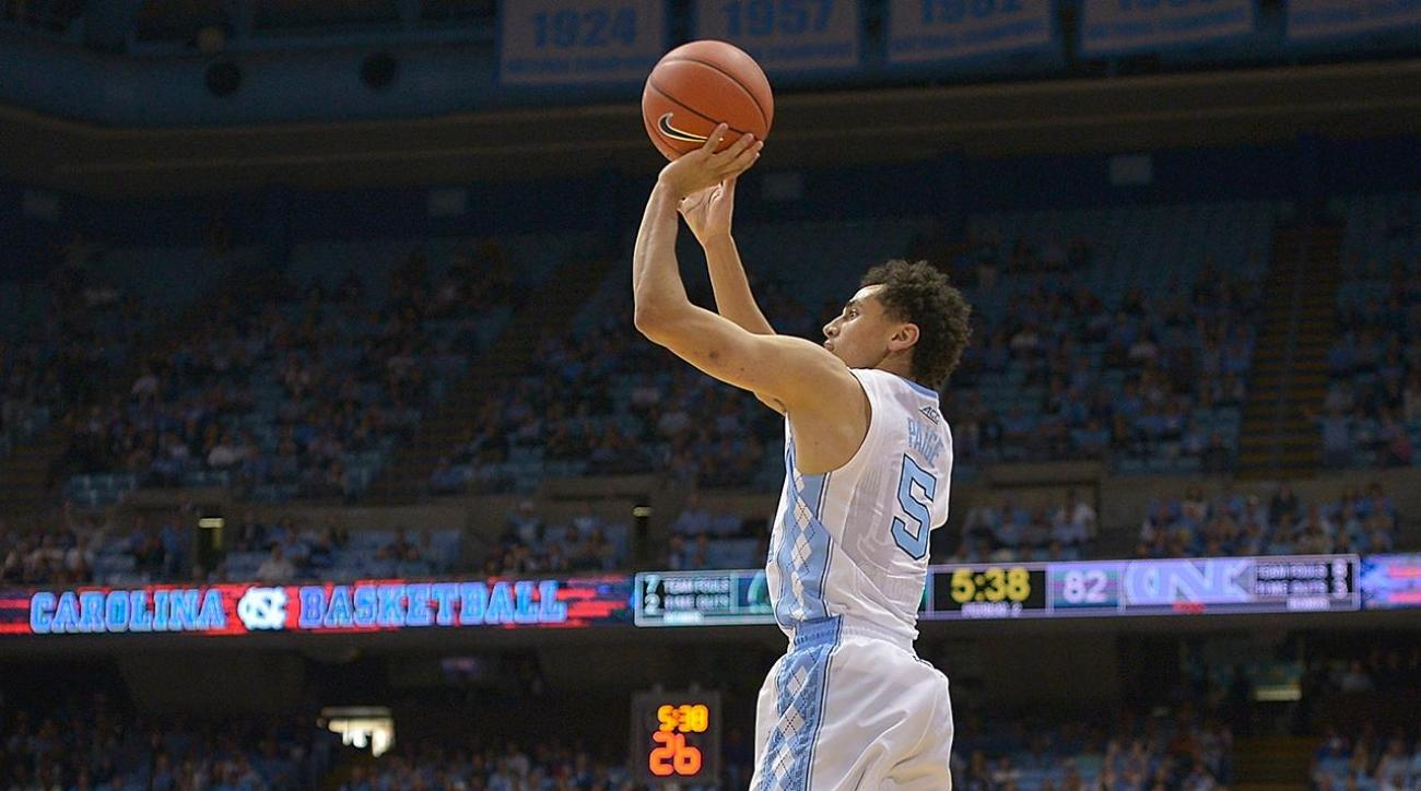 Diversified offensive lifts UNC to No. 1 IMG