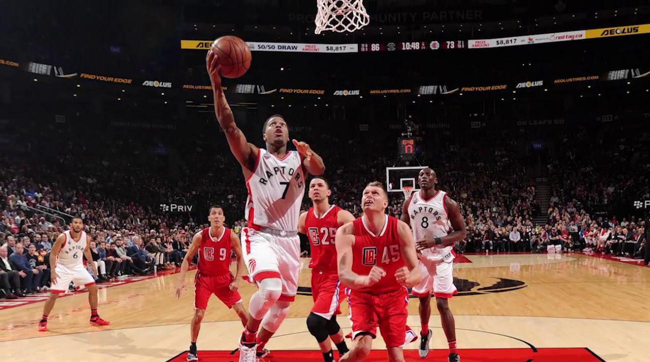 NBA Power Rankings: Cavaliers slide, Raptors rise