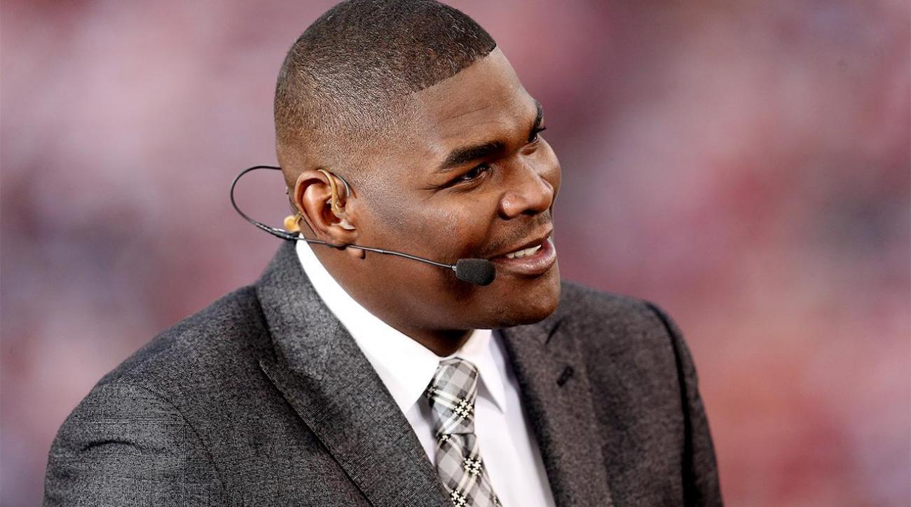 Sunday NFL Countdown 's Keyshawn Johnson not returning to ESPN