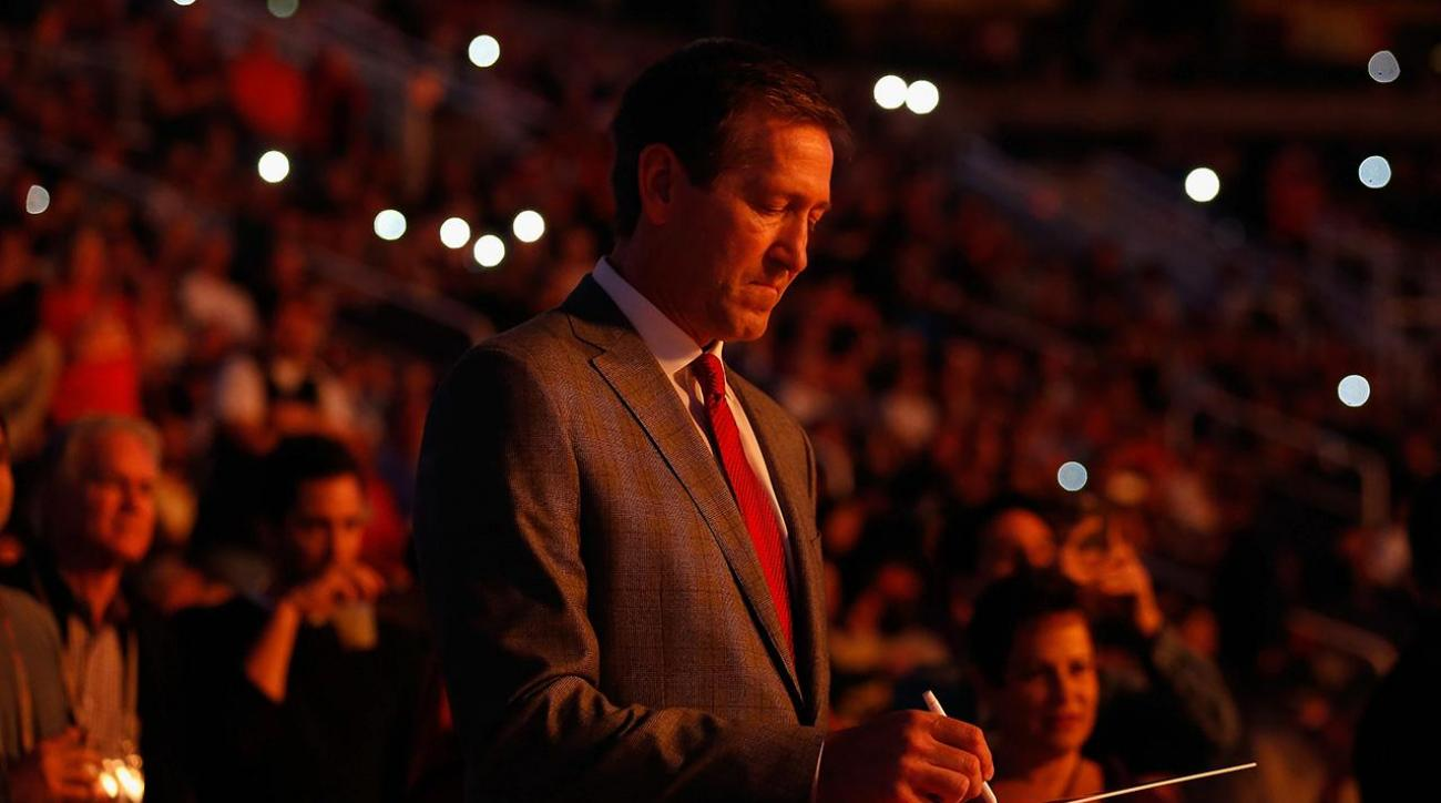 Phoenix Suns fire head coach Jeff Hornacek