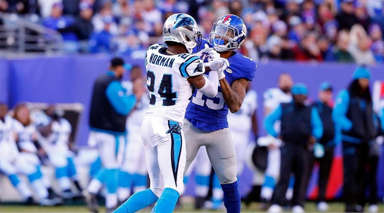 Josh Norman, Deion Sanders clash over Odell Beckham Jr. altercation IMAGE