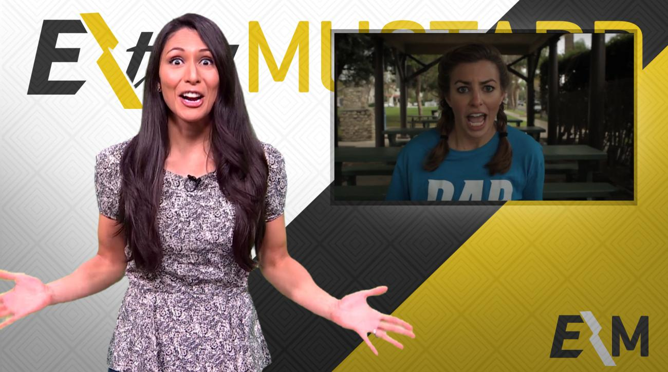 Mustard Minute: Latest Panthers fan Super Bowl rap is… umm… IMG