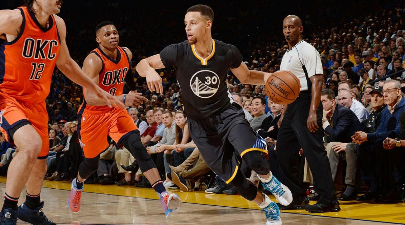 Warriors match best 50-game start in NBA history
