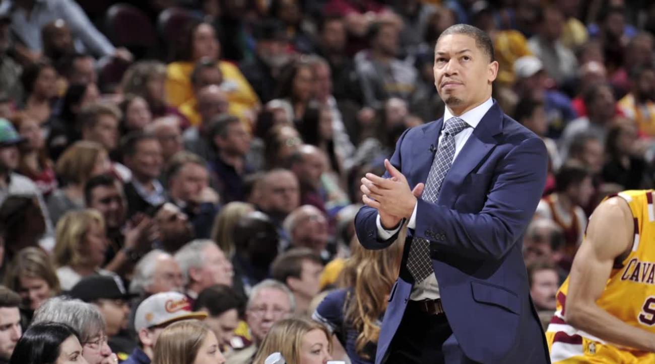 NBA Power Rankings: Cavs move up despite back-to-back losses IMAGE