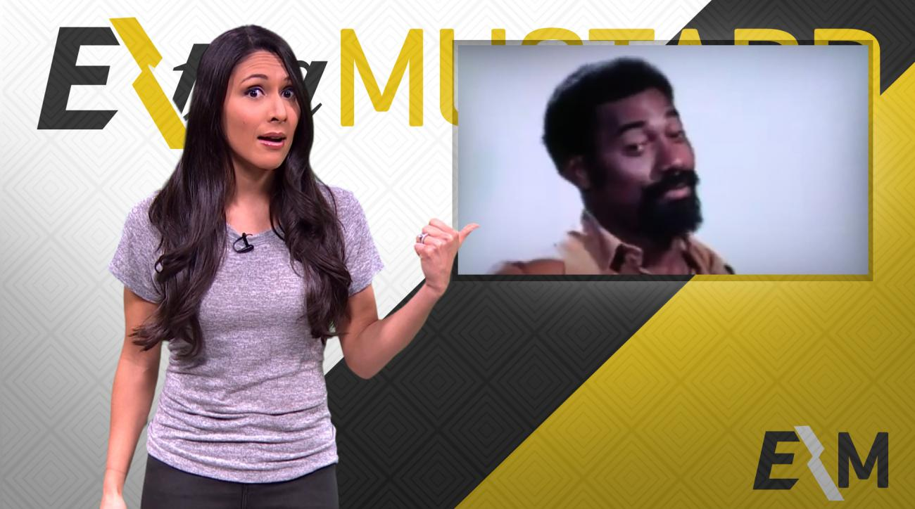Mustard Minute Throwback Thursday: Wilt Chamberlain's laxative commercial IMG