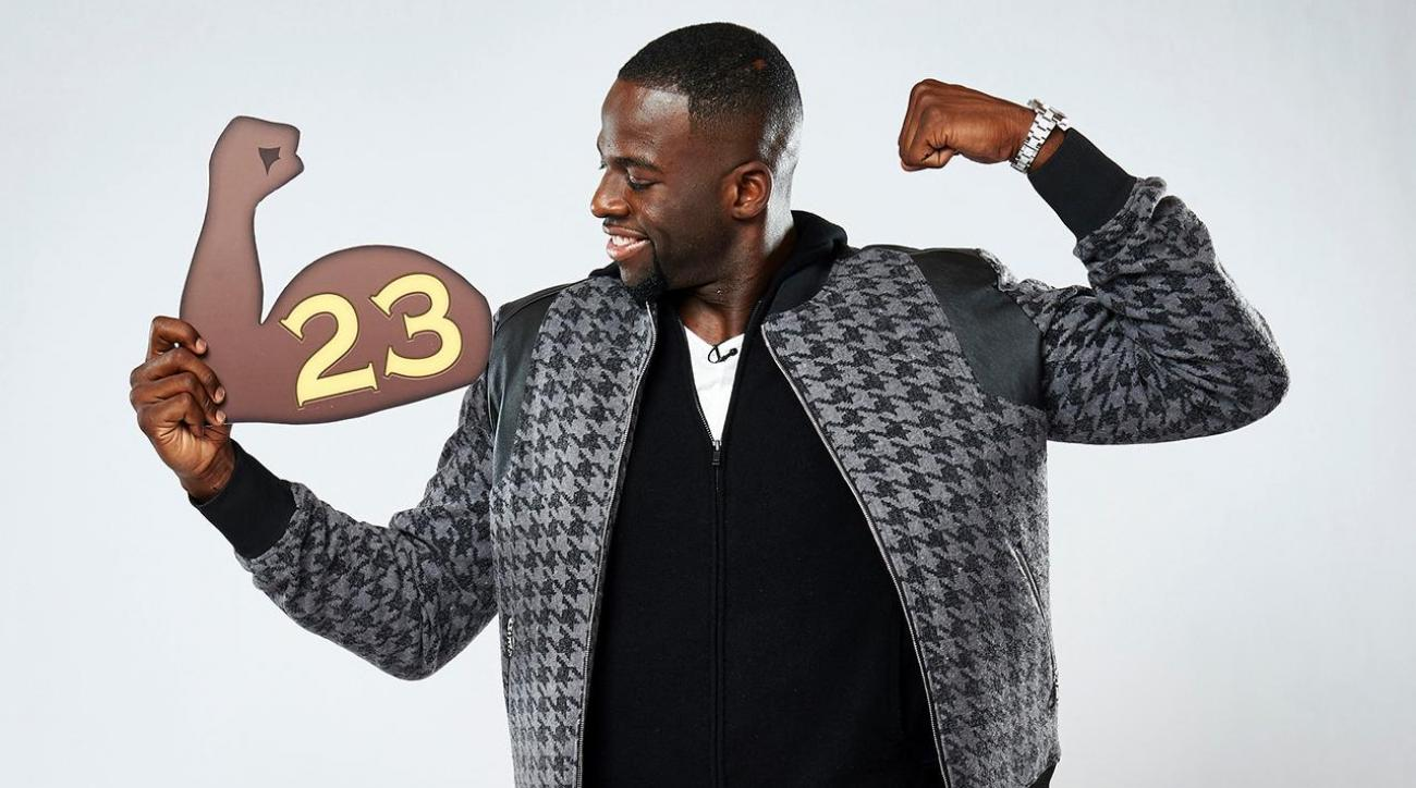 10 Questions with Draymond Green IMG