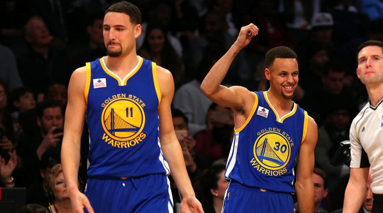 NBA Power Rankings: Warriors continue chasing history