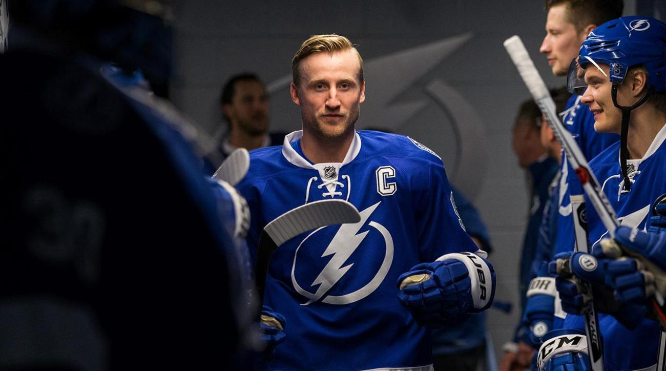 Lightning will not trade Steven Stamkos prior to deadline