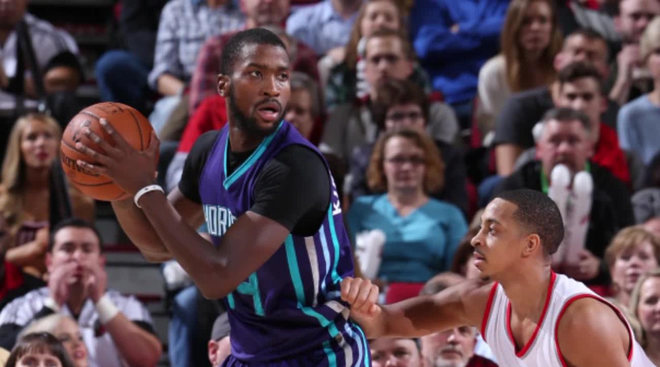 Report: Kidd-Gilchrist out for season with shoulder injury IMAGE