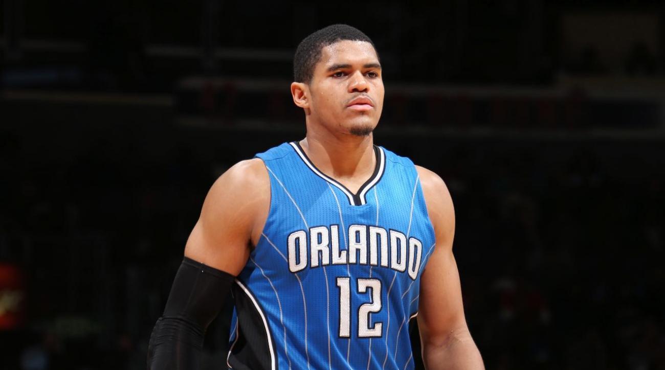 Reports: Orlando Magic trade Tobias Harris to Detroit Pistons