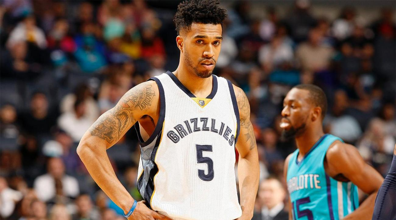 Grizzlies trade Courtney Lee to Hornets in deal involving ...