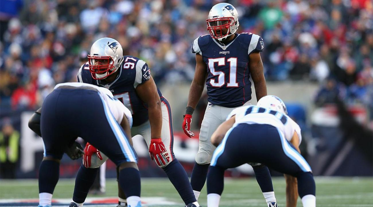 Patriots LB Jerod Mayo announces retirement