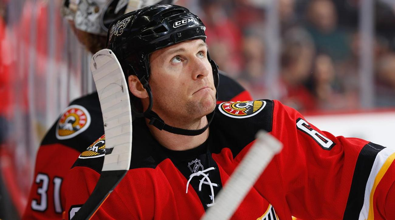 Dennis Wideman's 20-game suspension upheld on appeal IMAGE