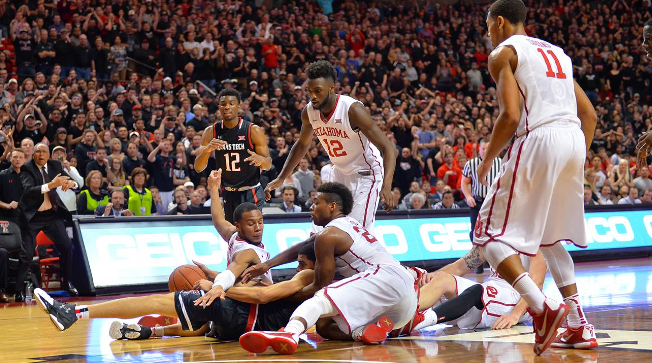 Major upsets continue across college basketball