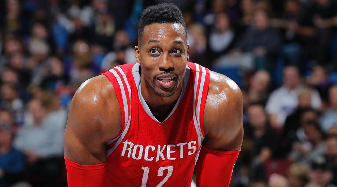 Report: Rockets set asking price too high for Dwight Howard trade IMAGE