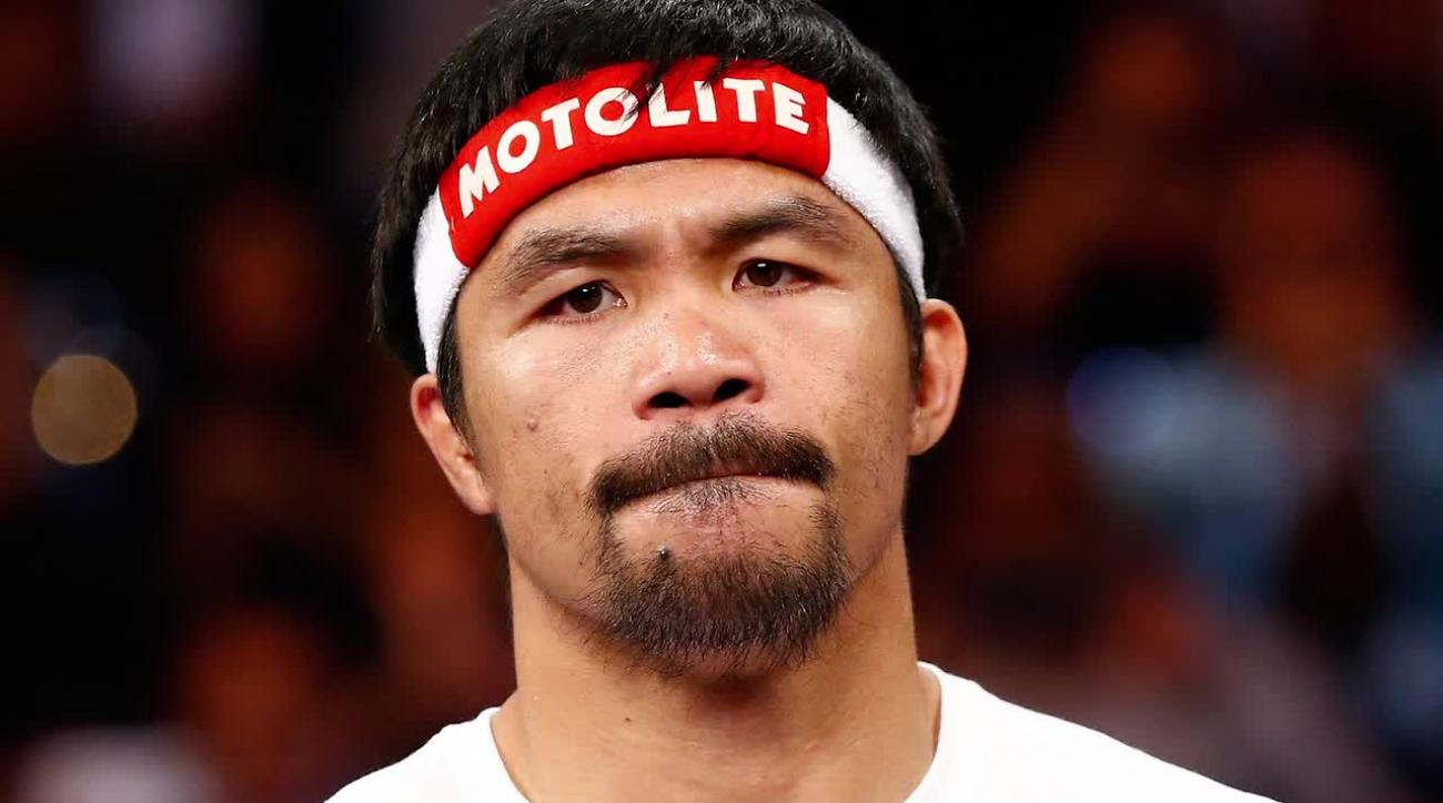 Manny Pacquiao 'not bothered' by celebrity criticism