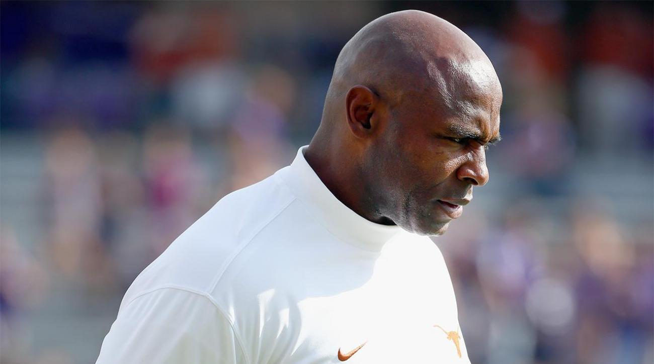 Louisville divorce case causing issues for Texas coach Charlie Strong