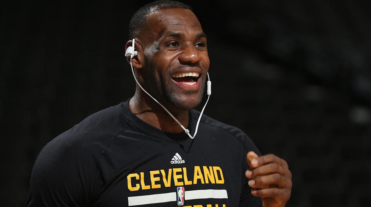 LeBron James wants Kendrick Lamar to release his 'Untitled' tracks