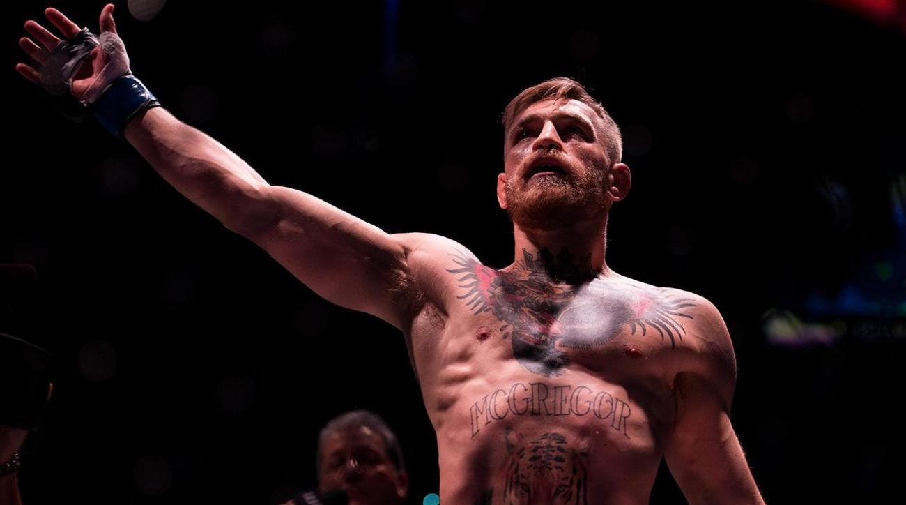 Conor McGregor to fight Nate Diaz in UFC 196 main event