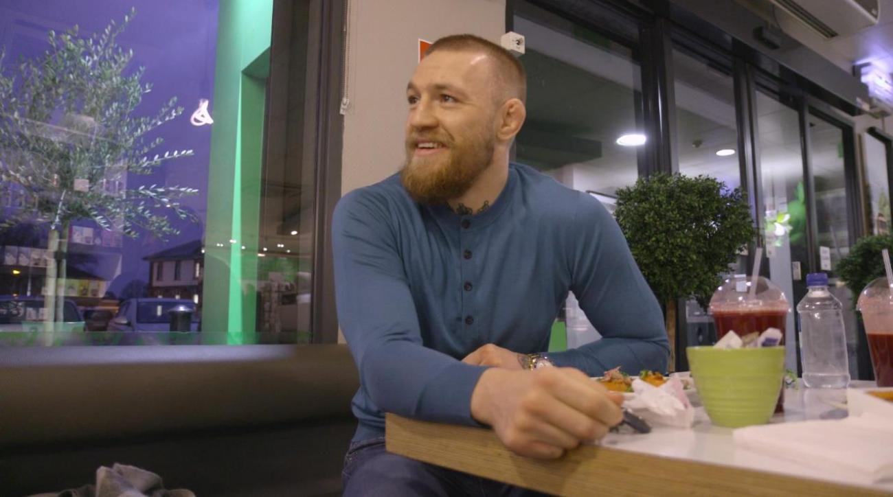 conor mcgregor, ufc 196, sports illustrated, mma, conor mcgregor police