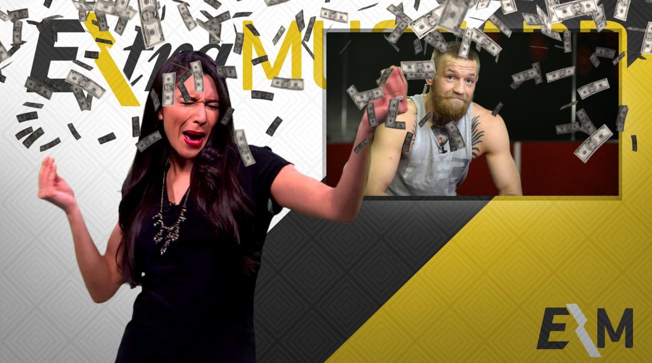 Mustard Minute: Conor McGregor and Nate Diaz press conference was everything IMG