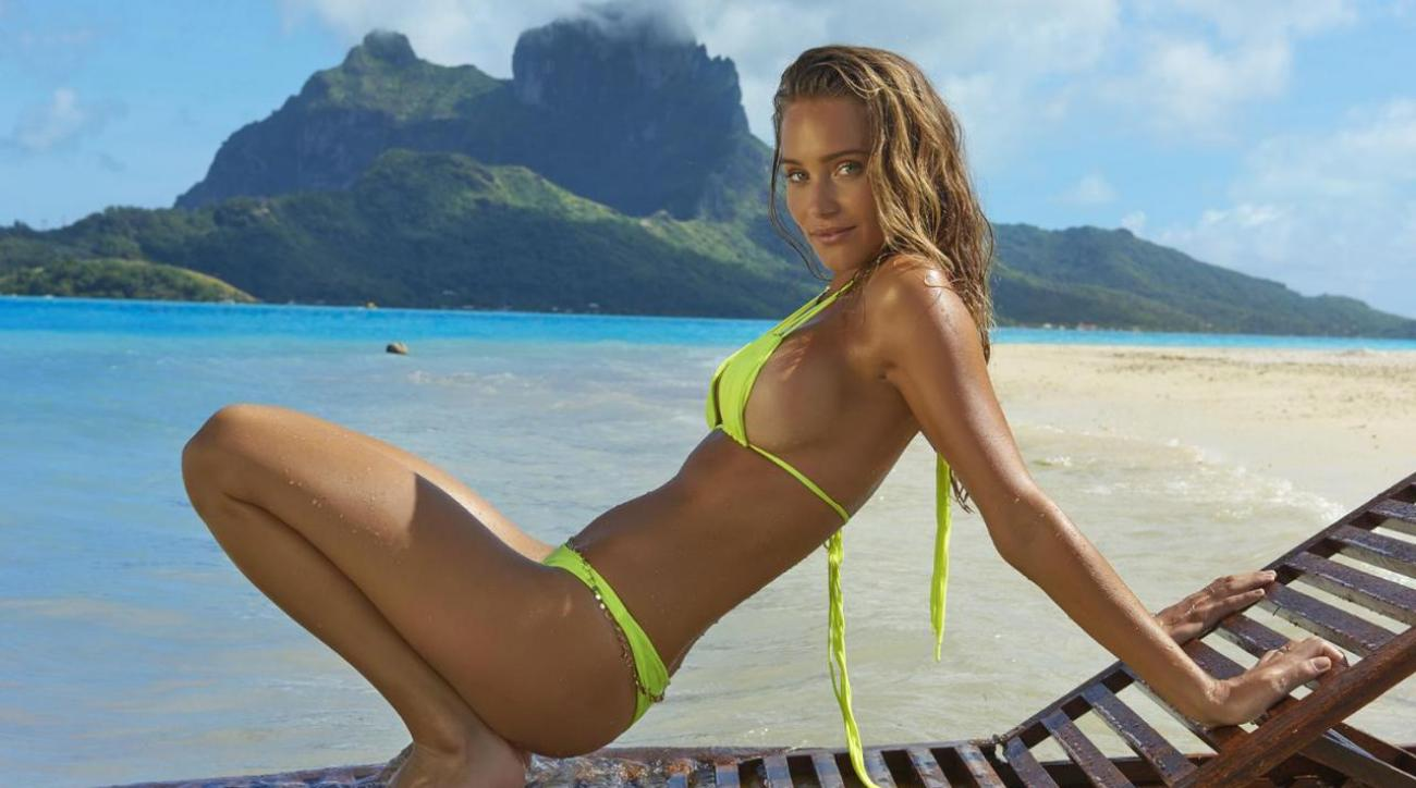 Hannah Davis Dating Advice