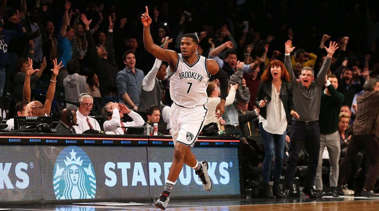 Brooklyn Nets waive Joe Johnson