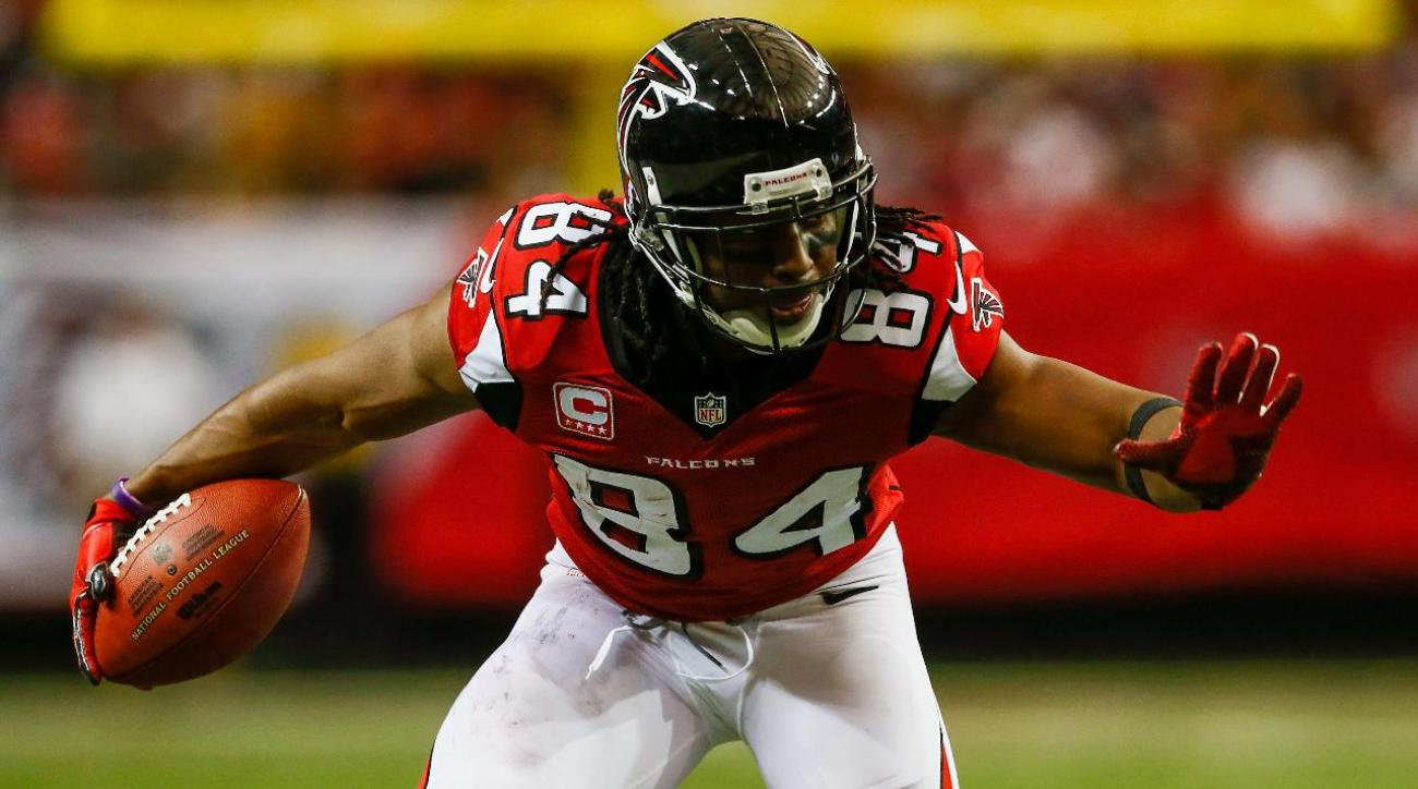 Falcons release team's all-time leading receiver Roddy White IMAGE