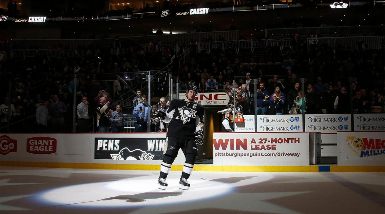 The Crosby Conundrum: Entering middle age, who is Sid the Kid? IMAGE