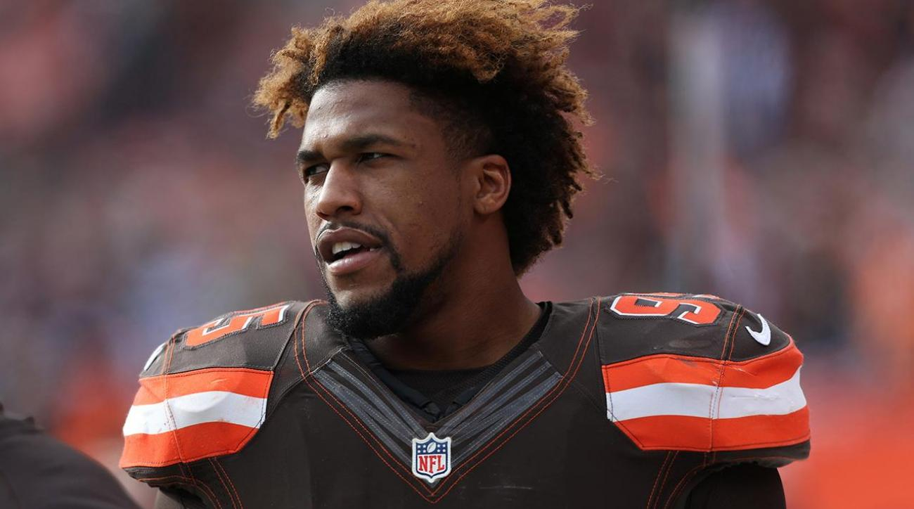Browns LB Armonty Bryant suspended four games by the NFL