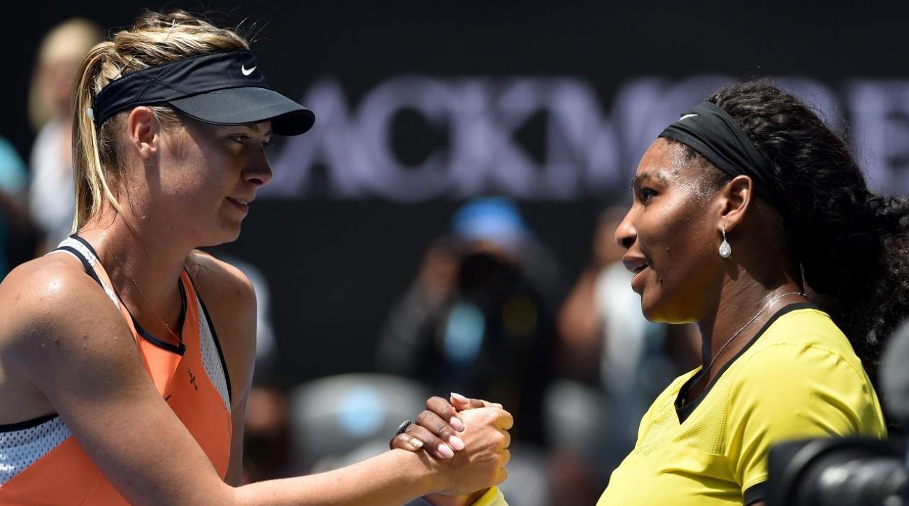 Serena Williams: Maria Sharapova showed courage in drug confession