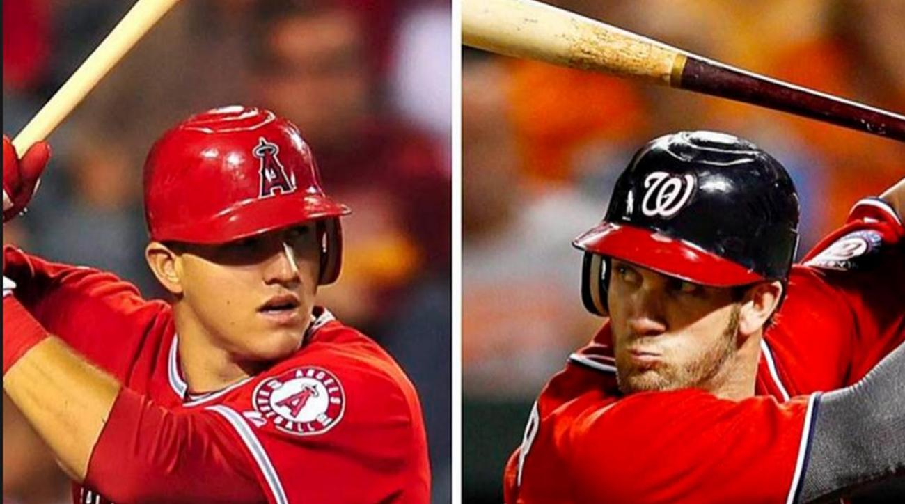 2016 fantasy baseball preview: Outfield primer and ... Bryce Harper Outfield