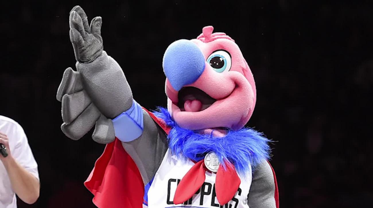 Kanye West wants to design new mascot for Clippers IMAGE