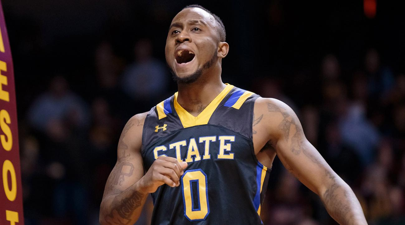 NCAA tournament preview: South Dakota State Jackrabbits IMAGE