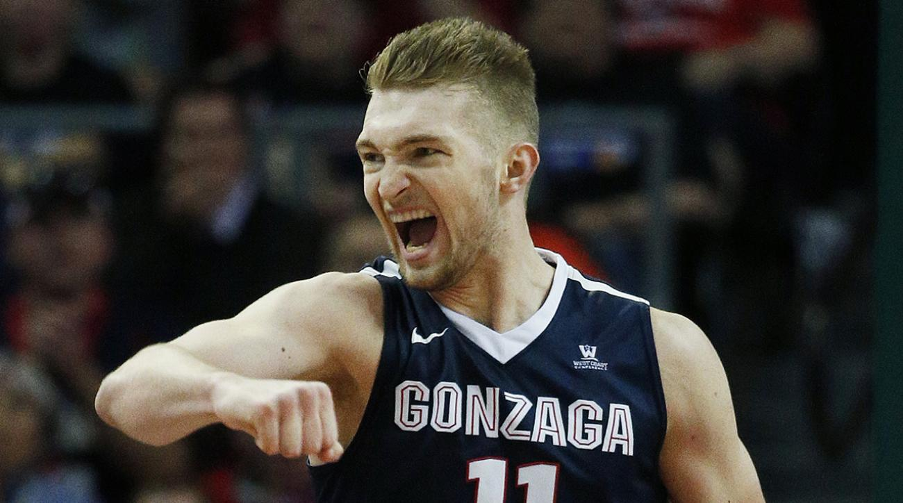 Bracket Hack: (11) Gonzaga