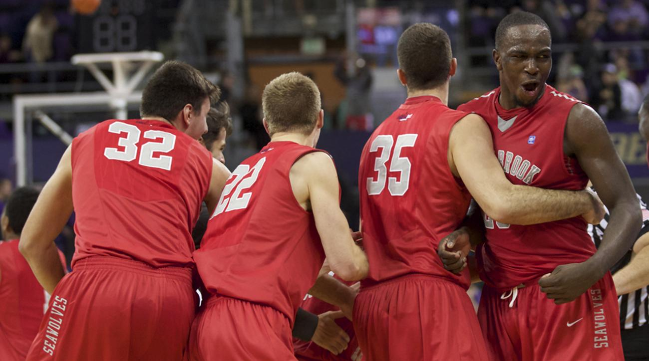 NCAA tournament preview: Stony Brook Seawolves IMAGE