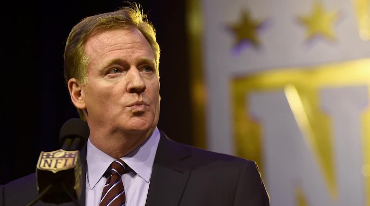 NFL, NFLPA working on deal to strip Roger Goodell of disciplinary power