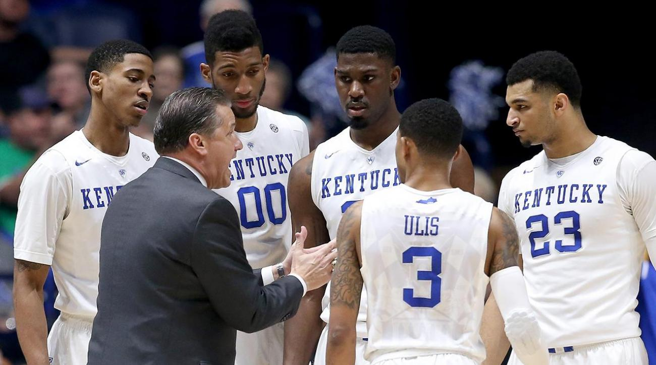 Kentucky and Wichita State bounced in second-round IMG
