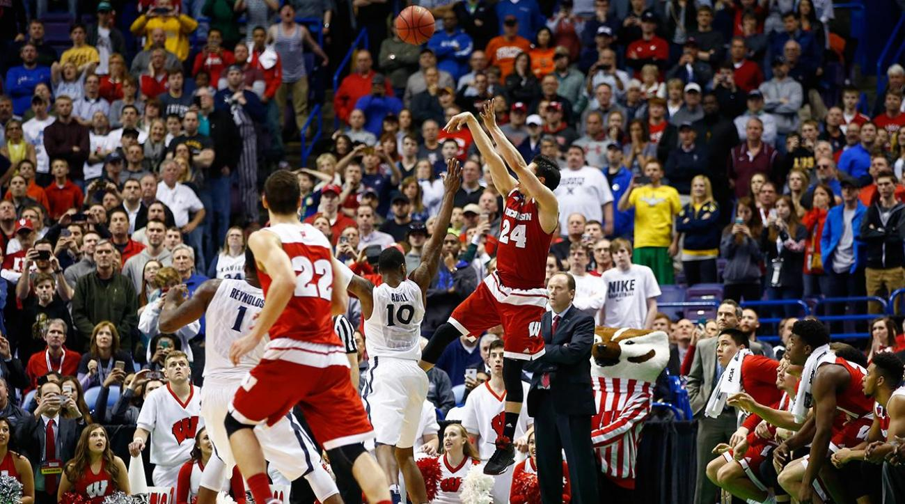 Wisconsin beats Xavier, advances to third straight Sweet 16
