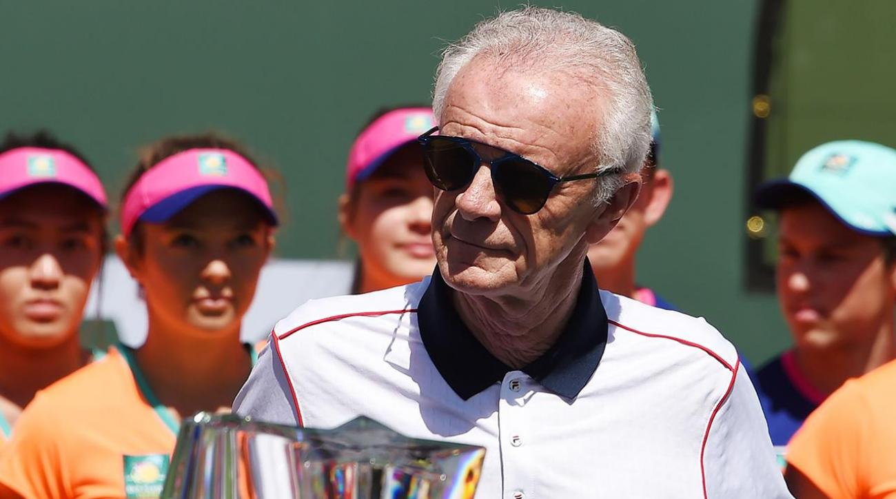 Indian Wells CEO Raymond Moore steps down IMAGE