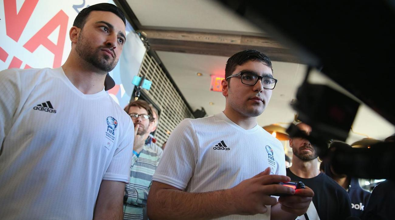 What it takes to become a professional gamer in FIFA IMG