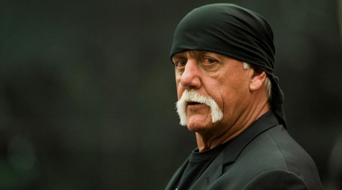 Hulk Hogan: 'I will be naked forever on the Internet'