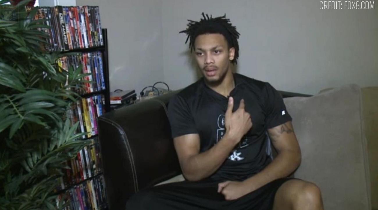 Kentucky signee Jordan Bonner stabbed